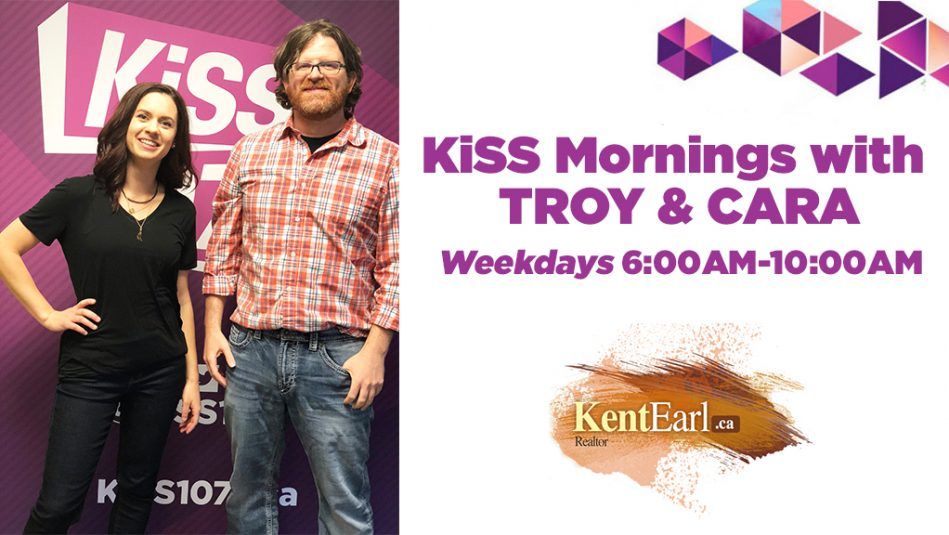 KiSS Mornings with Troy & Cara