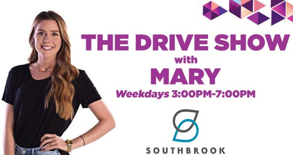 The Drive Show with Mary!